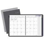 AT-A-GLANCE® DayMinder® Monthly Planner, 12 Months, January Start, 8 1/2 x 11, Assorted Colors