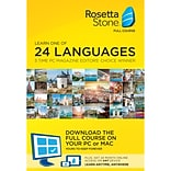 Rosetta Stone 24 Month Online Subscription + Bonus Lifetime Download