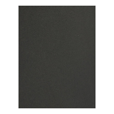Jack Richeson Pastel Paper 18 in. x 24 in. black [Pack of 2](PK2-105702)