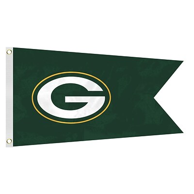 Fremont Die NFL Green Bay Packers Boat Flag (023245992169)