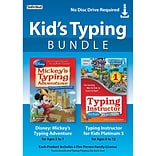 Individual Software Kids Typing Bundle for Windows for 1-5 Users, Download (CSDKB6W48B6F4HC)