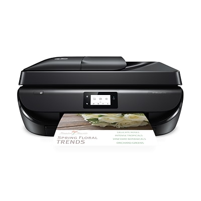 HP® OfficeJet 5255 Wireless Color Inkjet All-in-One Printer (M2U75A)
