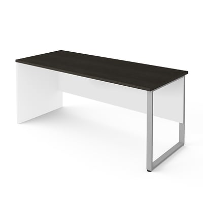 Bestar® Pro-Concept Plus Table with Rectangular Metal Legs (1104011117)