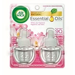 AIR WICK® Scented Oil - Twin Refill White Lilac 6/(2x.67) oz.
