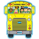 School Bus Two-Sided Decorations (CD-4106)