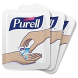 PURELL® Advanced Instant Hand Sanitizer Singles, 2,000/CT (9630-2M-NS)