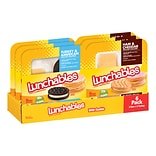Lunchables Turkey and Ham Combo, 6/Pack (902-00011)