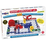 ELENCO® Snap Circuits Jr.® 100 Exciting Experiments (EE-SC100)