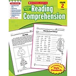 Scholastic Success With Reading Comprehension, Grade 2