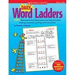 Scholastic Daily Word Ladders, Grades 1-2