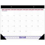 2019 AT-A-GLANCE® Monthly Desk Pad with Appointments, 12 Months, January Start, 21 3/4 x 17 (SK51-