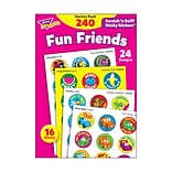 TREND® Fun Friends Stinky Stickers® Variety Pack, 240 Count (T-83917)