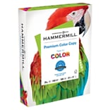 Hammermill Color Copy Paper, 8-1/2 x 11, White, 100 Bright, 28 lb., 500 Sheets (102450)
