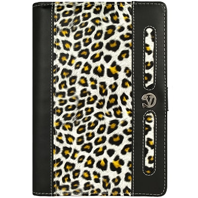 Vangoddy Book Style Portfolio Case for Kindle Fire HD 7 Inch, Leopard (RDYLEA235)