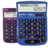 Datexx TrackBack Large Calculators Combo Pack (DD-23622202)
