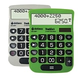 Datexx TrackBack 2-Line Calculator (Set of 2) (DD-2361X2)