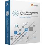 Paragon Linux File Systems by Paragon Software for 1 User, Windows, Download (CXSCUH3EJL3HNVD)