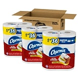 Charmin Ultra Strong 2-Ply Toilet Paper, White, 426 Sheets/Roll, 18 Super Mega Rolls/Carton (75225)