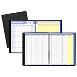 AT-A-GLANCE® QuickNotes® Weekly/Monthly Appt Book/Planner, 12 Months, January Start, 8 1/4 x 10 7/8