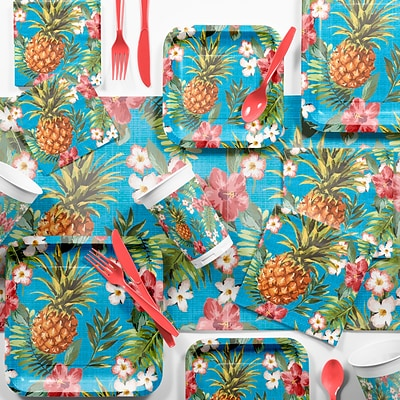 Creative Converting Aloha Party Supplies Kit (DTC2041E2A)