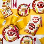 Creative Converting BBQ Time Party Supplies Kit (DTC2884E2A)