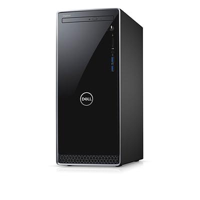 Dell Inspiron Desktop with Intel Core i5+8400 / 8GB / 1TB HDD & 16GB SSD / Win 10