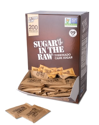 Sugar In The Raw Packets 200Box Quillcom