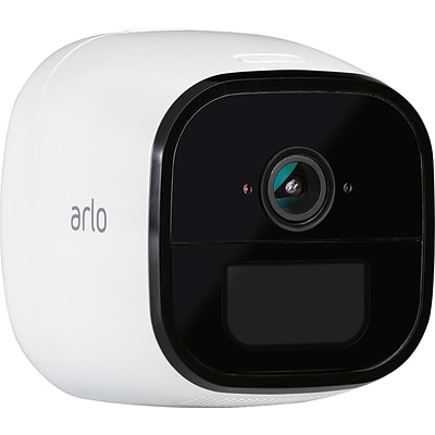 Netgear Arlo Go Mobile HD Wireless Security Camera, White (VML4030)