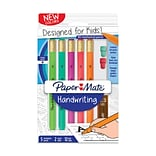 Paper Mate Handwriting Mechanical Pencil Set w/ Lead & Eraser Refills, 1.3mm Lead, Assorted Barrel C