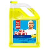 Mr. Clean Multipurpose Cleaner, Summer Citrus Scent, 128 oz. (23123)