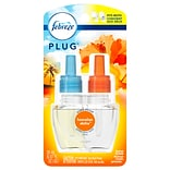 Febreze Plug Air Freshener Scented Oil Refill, Hawaiian Aloha, 0.87 oz. (74918)
