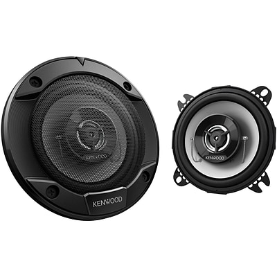 KENWOOD Sport Series Coaxial Speakers (4, 2 Way, 210 Watts) (KWDKFC1066S)(KFC-1066S)