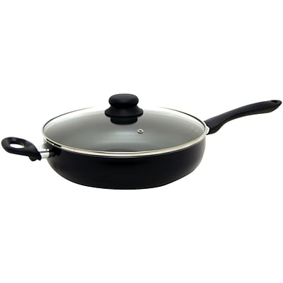 Starfrit 034410-002-SBA2 Starbasix 11 Deep Fry Pan with Lid (SRFT034410)