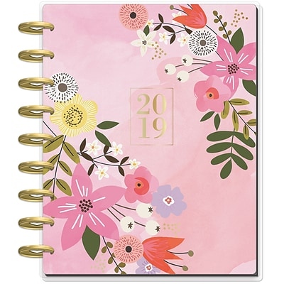 2019 The Happy Planner® 8.5H x 9.75W Classic Planner, Seasons (PLNY-75)