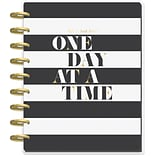 2019 The Happy Planner® 8.5H x 9.75W Classic Planner, One Day at a Time (PLNY-73)