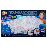 Poof Scientific Explorer Young Architect House Designer, Assorted (810101-3)
