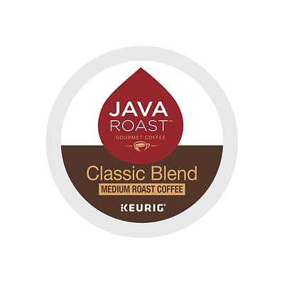 Java Roast Classic Blend K-Cup Pods, 96 Count (52968CT)
