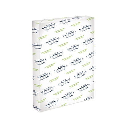 Hammermill® Color Copy Cover Stock Paper, 98 Brightness, 60 lbs., 12H x 18W, 250 Sheets/Rm