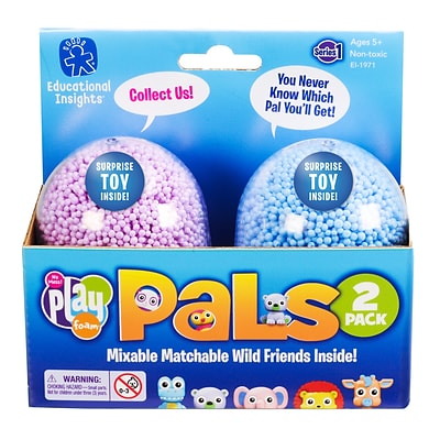 Educational Insights Playfoam Pals, 2/Pack (1971)