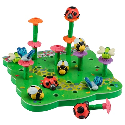 Educational Insights Bright Basics Peg Garden (3622)