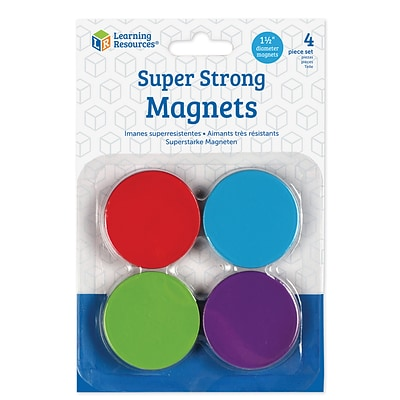 Learning Resources Super Strong Magnets (LER2689)