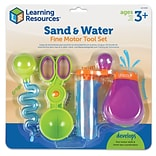 Learning Resources Sand And Water Fine Motor Set (LER5559)