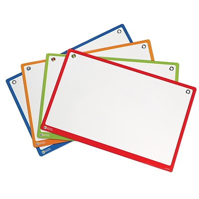 Learning Resources Collaboration Boards, Set of 4 (LER6370)