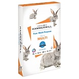 Hammermill Fore Multi-Purpose Legal Copy Paper, 8-1/2 x 14, 96 Bright, 20 LB, 500 Sheets
