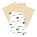 HammerMill® Fore® MP Color Paper, 8 1/2 x 11, Tan, Ream