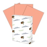 Hammermill Recycled Fore® MP Color Paper, LETTER-size, 20 lb., Salmon, 8 1/2 x 11, 500 Sheets/Ream