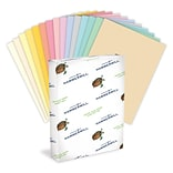 Hammermill® Fore® MP Colors 20-lb. Pastel Paper, 8-1/2x11, Letter Size, Assorted