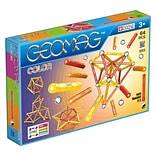 GeoMagWorld Color Building Set, 64 pieces (GMW262)