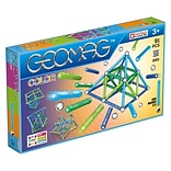 GeoMagWorld Color Building Set, 91 pieces (GMW263)