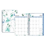 2019 Blue Sky 5H x 8W Planner Lindley Weekly/Monthly Wirebound (101579-19)